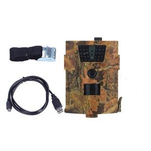 HT-001B Trail Camera 12MP 1080P 30pcs Infrared LEDs 850nm Hunting Camera IP65 Waterproof 120-Degree Angle Wild Camera