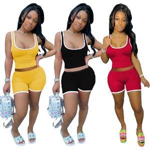 Для женщин нарядах рукавов 2 шт комплект костюм бег трусцой Sportsuit рубашки шорты нарядах фуфайки брюки спортивный костюм горячий продавать klw4205