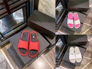 Cinessd Plastik Platformu Ayakkabı Kadınlar Terlik 2020 Yaz Terlik Kadınlar Sandale Femme Düz Ayakkabı Kadın Toka Plaj Terlik Yeni # 876