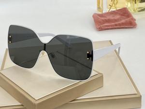 Nuevos 039S calidad mens gafas de sol Gafas de sol hombre mujer gafas de sol estilo de moda protege los ojos Gafas de sol Gafas de sol con la caja