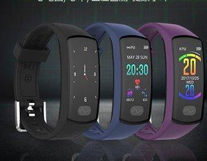 tela colorida K72 Especificações ECG pulseira inteligente