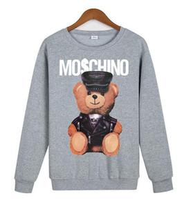 Europäische Herren Designer Pullover Drucken Hoodies Frauen Männer Sweatshirts Jogging Sport s - 3XL m1Moschino