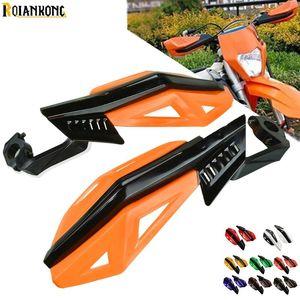 Guardia universal motocrós Mano escudo a prueba de viento Para SX SXF KLX KX KXF YZ YZF CR CRF KLX RMZ Dirt Bike protección Guardamanos