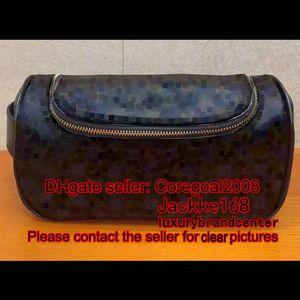 TROUSSE TOILETTE TOILET N47625 N47522 M47506 N47521 travel small cosmetic makeup bag case clutch purse pouch Toiletry Zipper Wash Organizer