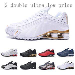 Nike air shox nz r4 Pas cher livrer 301 hommes chaussures de course à air Drop Shipping gros Célèbre DELIVER OZ NZ baskets athlétiques de sport chaussures de course