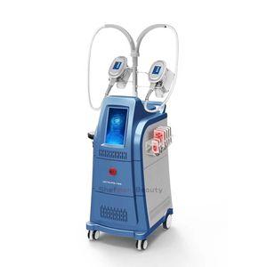 Cryolipolysis Fat Freezing Slimming Weight Loss Machine Vacuum RF 40K Cavitation Ultrasonic Lipo Laser Cryotherapy Skin Tightening