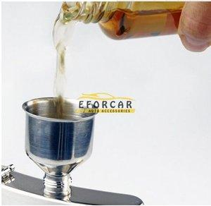 Funil de aço inoxidável para todos os tipos de garrafas Outros jantar, cozinha Bar Início Garden Hot New Freeship
