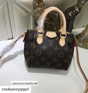 Designer M61253 Genuine Leather high handbag Luxury New arrival tote Woman size 17-11-6