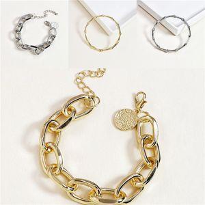 Wholesale- Turkish Bracelet Bangle For Women Tiny Cute Hamsa Hand Lovely Fatima Hand Charm Box Chain Slider Bracelet Fashion#962