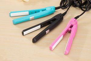 Elektrische Mini-Haar-Glätter kleiner netter hoher Effizienz elektrischer Haarglätter elektrischer Schiene Ion Perm Tragbare SZ226 8.6