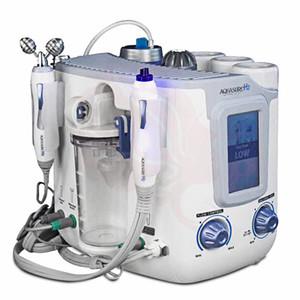 Portable 3 in 1 Hydro Microdermabrasion Hydra Facial Pulizia profonda BIO Microcurrent Lifting della pelle Trattamento di rafforzamento Spa Beauty Machine