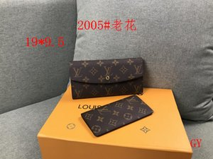 2020 Nouveautes Designers womens Wallet cuir PU court Burse Portefeuilles femmes Moraillon Vintage Homme Porte-monnaie Pouch Cartes multifonctions Wallet 40