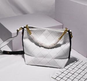 2019ss Colección para mujer moda rombo Plaid bolsos de hombro niñas hobo hippie bolsos diseñador de lujo bolsos populares