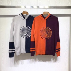 Striped Slim Fit Knittwear Mens Sweaters Pullovers Pullover Men Pull Homme M-3XL