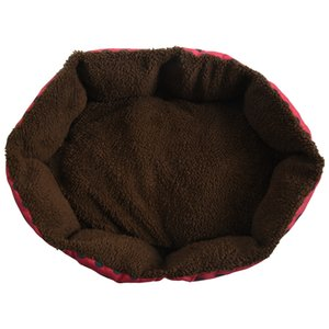 Pet Dog Cat Bed Soft Nest Puppy Cushion Warm Kennel Mat Washable Winter Gift