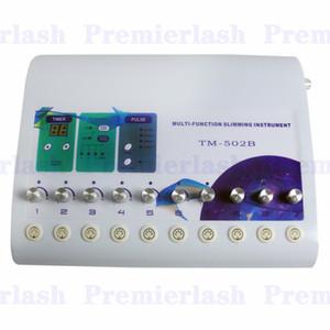 TM-502B Máquina de Emagrecimento Perda De Peso ems stimulator muscular Electrostimulation Máquina Russa Ondas ems Elétrica Estimulador Muscular 0607020