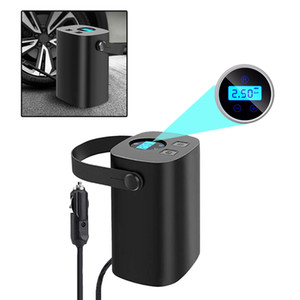 12V Car Tire Inflator,150PSI Portable Car Air Compressor Pump with 4.5M Line for Motorcycles Bicycles