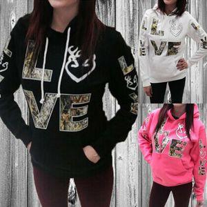 S-3XL Plus size Donna Felpa con cappuccio Sweater Skateboard Felpe Pullover Coat