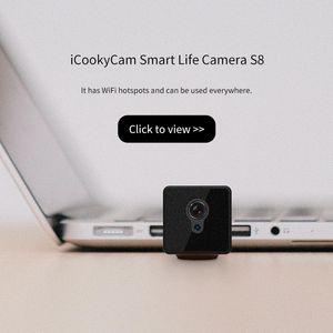 Качестве HD WiFi мини камеры С8 720p ИК ночного версия микро-DV видеорегистратор беспроводной пульт дистанционного датчик движения камеры наблюдения домашней безопасности камеры