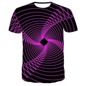 Шея экипажа Обычная длина Короткие рукавом Мужчины Дизайнер Tshirts Мужской Подростковая Paisley Print Casual Tees