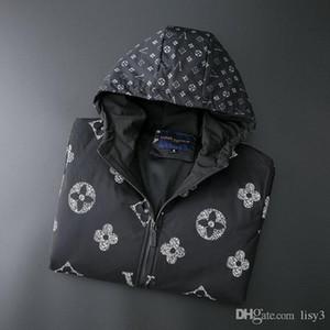 Chaqueta de invierno de lujo Fourrure de Down Parka Hombre Putin Chaquetas de vestir exteriores encapuchada de la piel de Big Fourrure Manteau capa de la chaqueta XXXL LISI3
