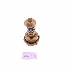 Envío gratis 2 unids / lote 02250078-204 después del mercado de la válvula de control de temperatura Sullair válvula de termostato kit válvula termal núcleo