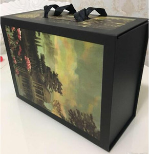 Hot Sale NEU Marmont Frauen-Schulter-Beutel-Geschenk-Box mit Rechnung-Zertifikat-Karte Zubehör