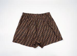 Shorts elastico in vita 20041009L 2020 Estate del progettista di marca Mens Shorts Beach Luxury costume da bagno Pantaloni corti Swimshorts FF Lettera di lusso