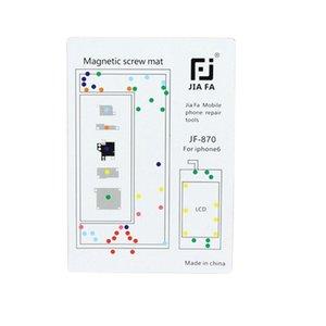 iPhone 6 için Jiafa Manyetik Vidalar Mat