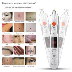 Belleza Profesional Monster pluma de plasma de fibroblastos para la cirugía de párpados Cara Eliminación de arrugas ascensor eliminación de tatuajes Punto topo Peca