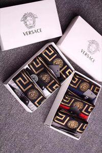HOT SALE top! Klassische UNHS 18SS Box-Logo Boxer Briefs Damen Herren aus 100% Baumwolle ebene Unterhosen 3 Farben S M L XL ASH001
