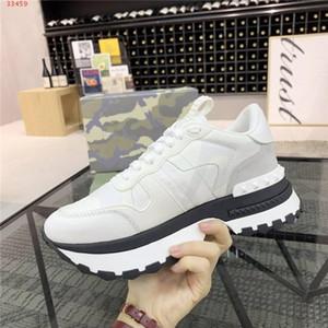Homens Camuflagem calçados esportivos elemento casuais Low-top lace-up de espessura sapatos de sola sportswear altura aumentando sapatos, 39-44cm tamanho