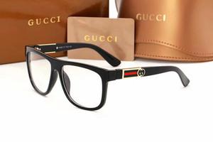 0056 도매 금속 사각 프레임의 UV 저항하는 선글라스 복수 자 아이언 맨 회색 안경 남성 패션 여름 쥬얼리 액세서리