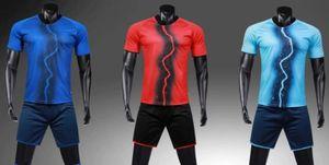 reversible Sport Appare Training Individuelle Fußball-Trikots-Sets mit Shorts Custom Football Anzug Uniformen Kits Uniformen Kits besten Online