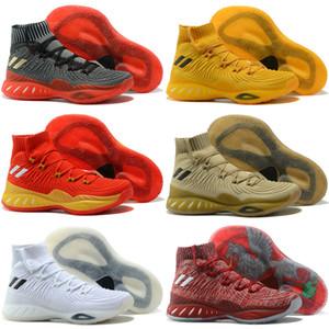 Crazy Explosive 2019 أحذية أندرو ويغينز في الهواء الطلق لأحذية رياضية رياضية رجالي عالية الجودة