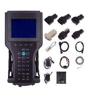 Новый сканер G-M Tech2 диагностический инструмент для GM / SAAB / OPEL / ISUZUK / ISUZU / Holden Vetronix GM Tech 2 сканер без пластиковой коробке бесплатная доставка