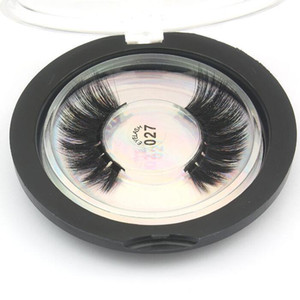 NEW False Eyelashes 3D Mink Eyelashes 3D Silk Protein Lashes Soft Natural Thick Fake Eyelashes Eye Lashes Extension Makeup for Beauty