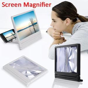 3D schermo del telefono mobile Magnifier HD Video Amplificatore per Smartphone stand r20 ingranditore HD Video Lente d'ingrandimento
