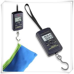 الصيد مقياس 20G 40KG الرقمية الشنق الميزان الأمتعة مقياس الوزن مطبخ طبخ أدوات النماذج الإلكترونية الصيد اكسسوارات
