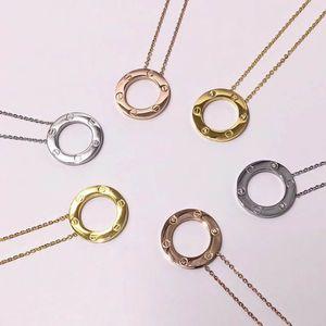 2019 neue mode luxus colorfull ringe mit diamant Anhänger Halsketten anzug kristall Verzieren Anzeige hohe Qualität Für Frauen Großhandel