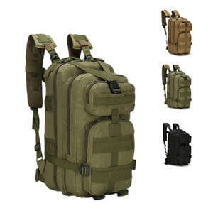 solid color multi-function backpack hiking camping travel leisure backpack tactical accessories support mixed batch free shipping