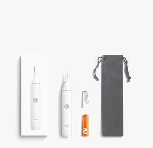 sistema de cejas pelo Trimmer Clipper hoja afilada inalámbrico nasal Limpiador de cuchillas rotativas 2021 Xiaomi youpin SOOCAS nariz por un desbaste eficaz