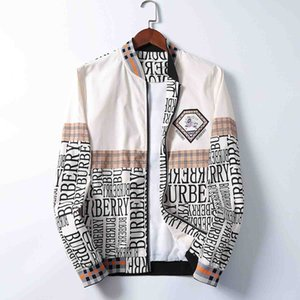 2020 new mens design Jackets sweatshirt luxury letter reflective material print jacket coat Medusa mens jacket M-3XL