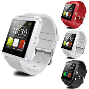 U8 originale intelligente Montre Bluetooth électronique intelligent Apple iOS Wristwatch iPhone Android Smart Phone Regarder Wearable périphérique Bracelet sport