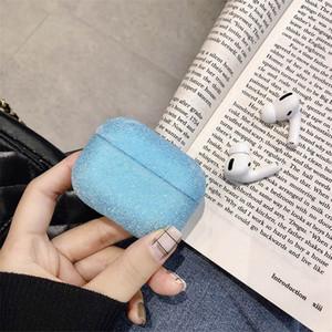 Горячая распродажа роскошный сияющий блестящий Кристалл для Airpods1 / 2 5 цветов чехол для Apple Airpods pro чехол для AirPods 3 case
