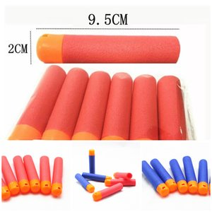 Hot sell 10000 pcs Outdoor Play toys Series Refill Clipe Darts electric toy gun soft toys bullet 2color T10I0019-1