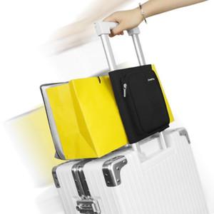 Stati Uniti Stock Lunghezza registrabile in bundle custodia da viaggio Borse Valigia Packaging dell'organizzatore di immagazzinaggio Corretto bagagli di corsa Strap Borsa