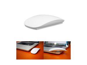 Беспроводная оптическая мультитач Волшебная мышь 2.4 ГГц мини тонкий мыши для Apple ноутбук Mac OS Windows
