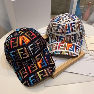 chapéu novo verão moda feminina cap FF casa de beisebol cor carta maré de alto grau de frete grátis topi masculino