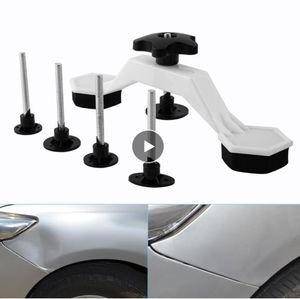 Köprü Çektirme Kaporta Düzeltme Tutkal Sekmeler El Tamir Araçlar Takımı boyasız Evrensel Çekme Araba Dent Onarım Vücut Hasar Fix Aracı